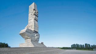 Pomnik bitwy o Westerplatte