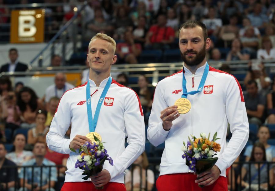Łukasz Jaworski i Artur Zakrzewski