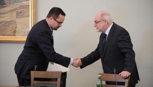 Maciej Bando, Marcin Horała