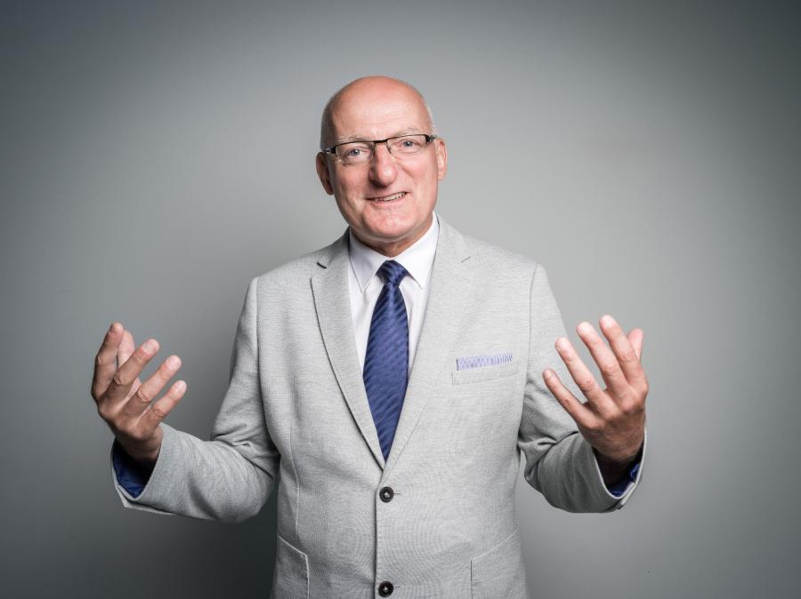 Jacek Kurzępa. Fot. Darek Golik