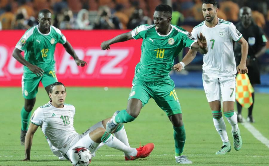 Algieria-Senegal