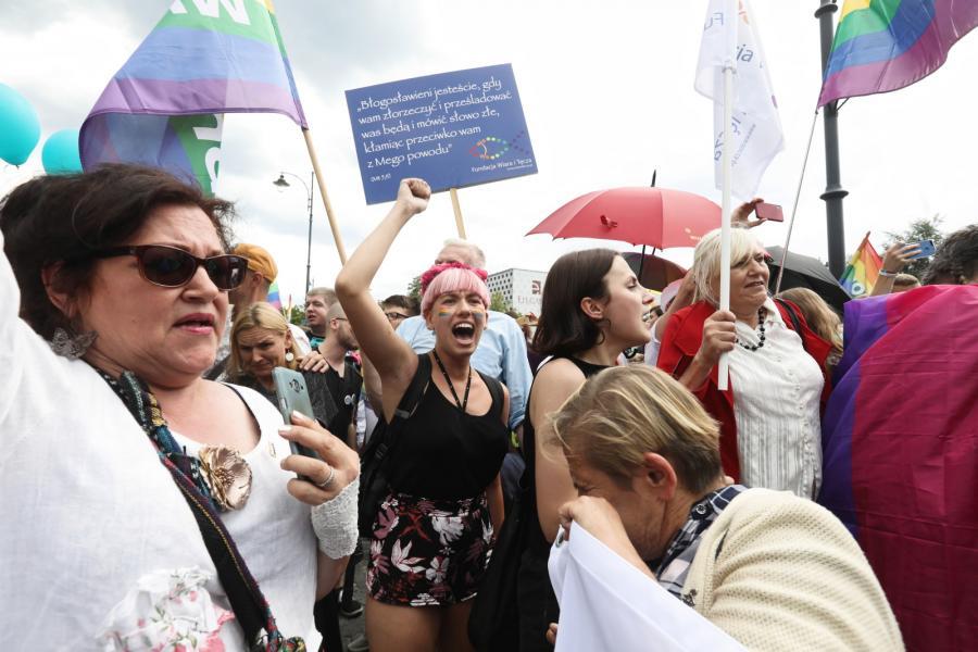 Marsz w Białymstoku
