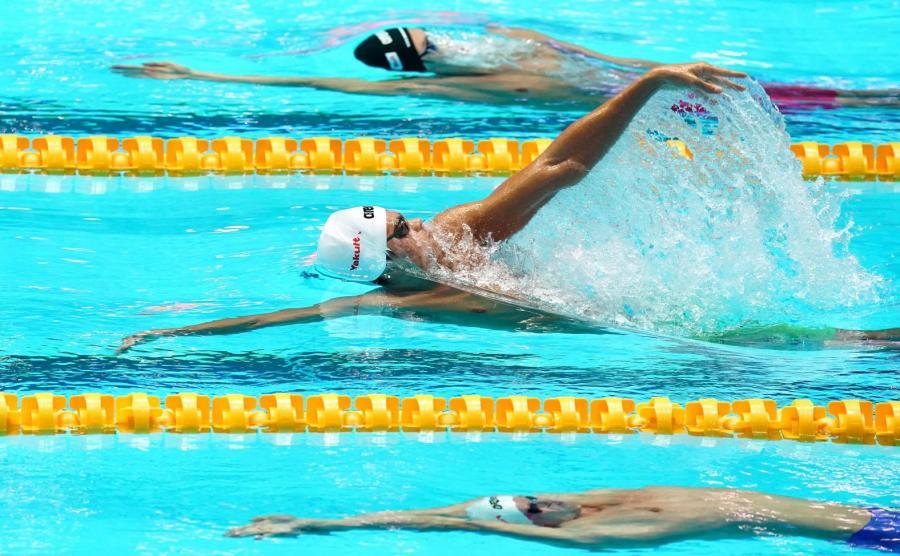 Mistrzostwa świata w pływaniu