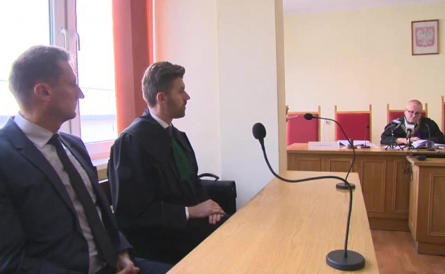 Marek Jopp w sądzie