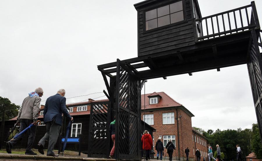 Były niemiecki obóz koncentracyjny KL Stutthof