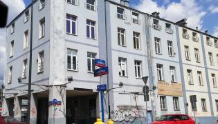 Budynek na ulicy Srebrnej