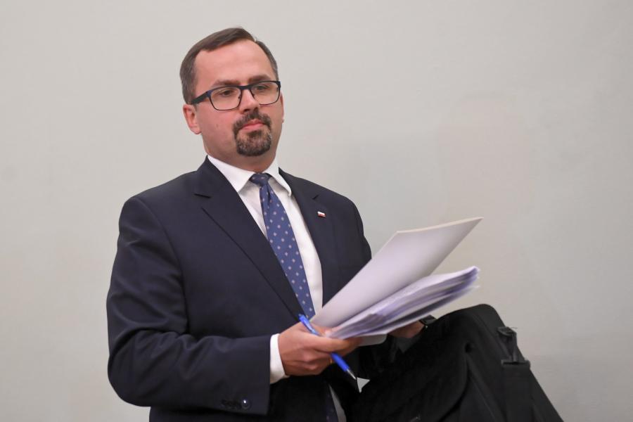 Komisja śledcza ds. VAT Marcin Horała