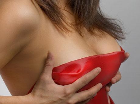 Każda kąpiel czy prysznic to chwila, w której spokojnie możesz zbadać swoje piersi