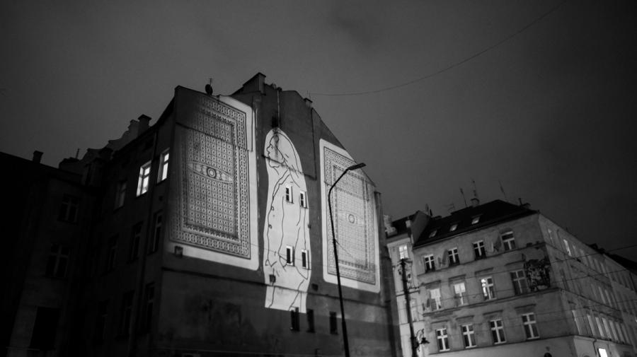 Kinomural 2018; fot. Piotr Bartos