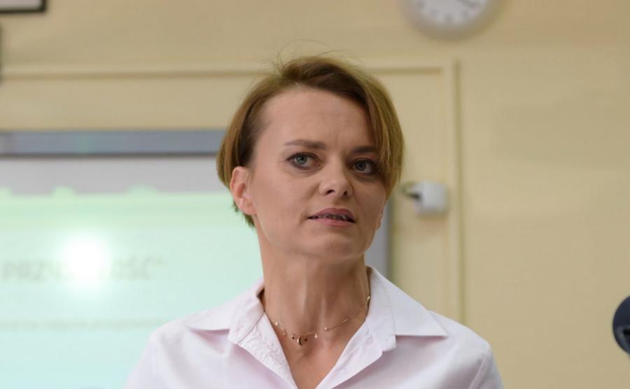 Jadwiga Emilewicz minister przedsiębiorczości i technologii