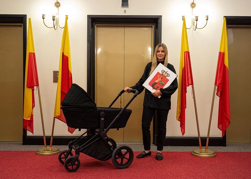 Aleksandra Gajewska Fot. Maksymilian Rigamonti