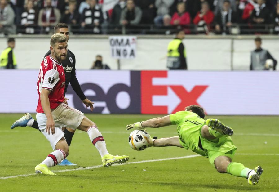 Eintracht Frankfurt - Arsenal Londyn