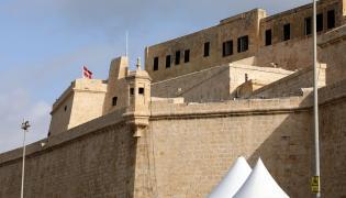 Miejsce spotkania szefów MSW na Malcie