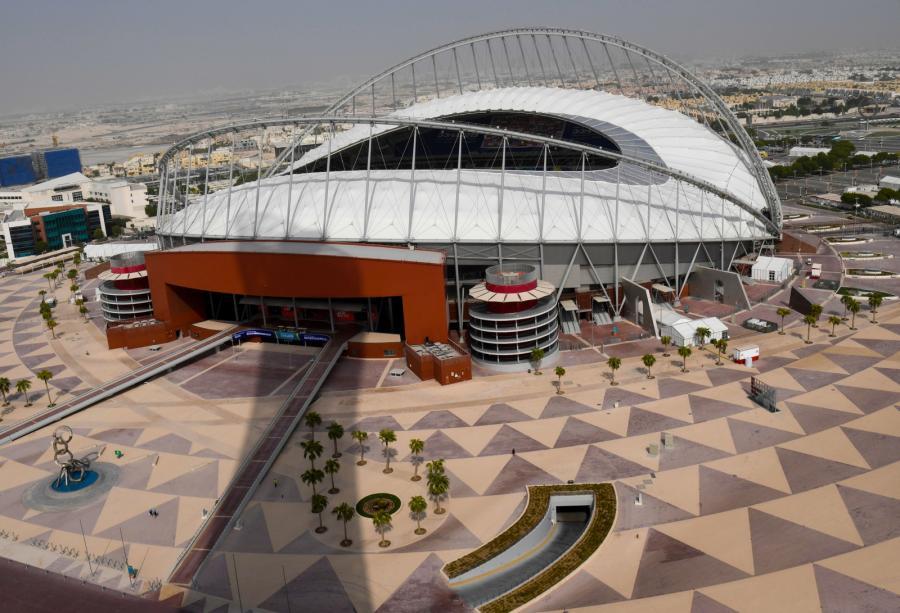 Stadion Khalifa w Dausze