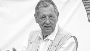 Były minister środowiska Jan Szyszko