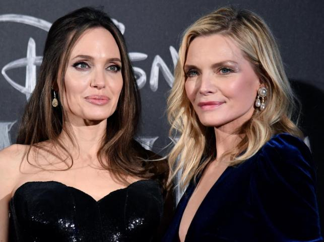 Angelina Jolie i Michelle Pfeiffer