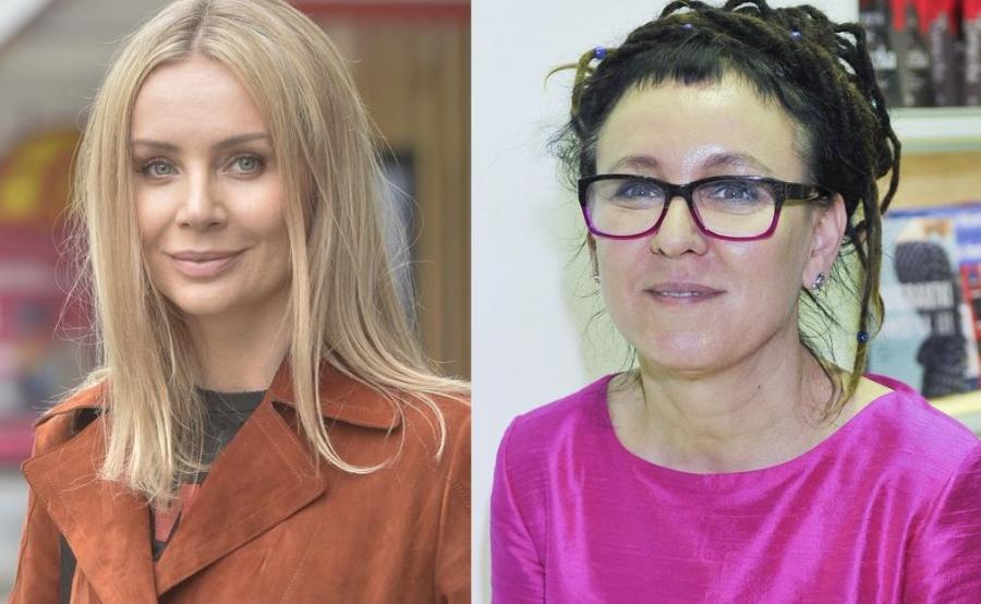Agnieszka Woźniak-Starak, Olga Tokarczuk