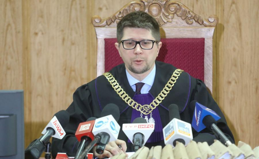 Sędzia Wojciech Łączewski