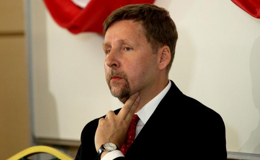 Marek Migalski, kandydat KO do Senatu