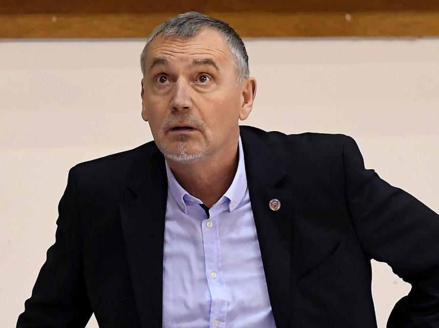 Tomasz Herkt, trener Artego Bydgoszcz
