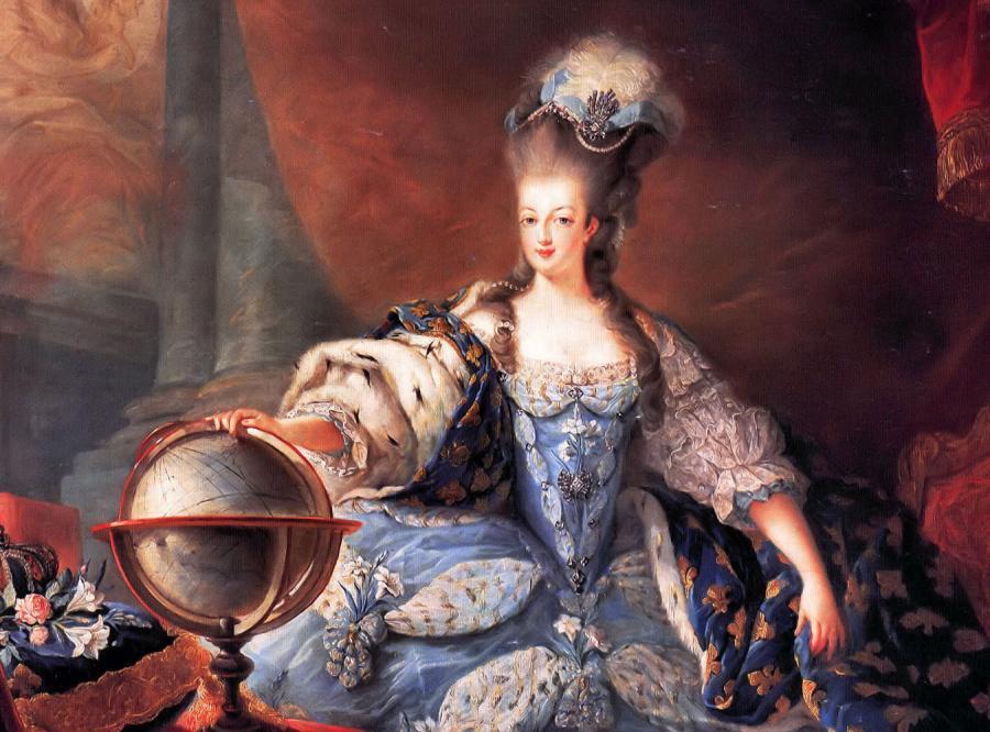 Zwierzęcy magnetyzm perfum Marii Antoniny