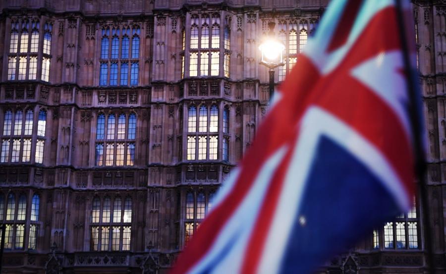 Brytyjski parlament