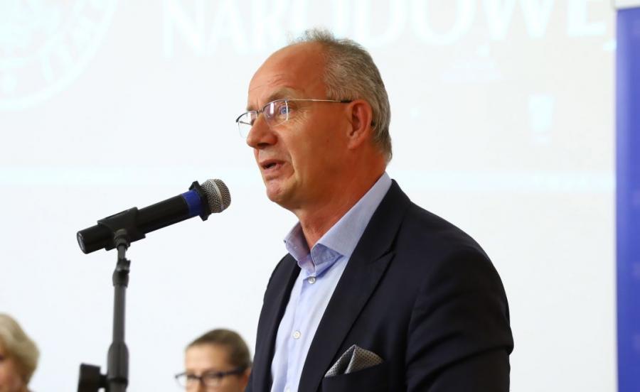 Szef Biura Poszukiwań i Identyfikacji IPN Krzysztof Szwagrzyk