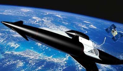 Brytyjczycy zbudują kosmiczny samolot