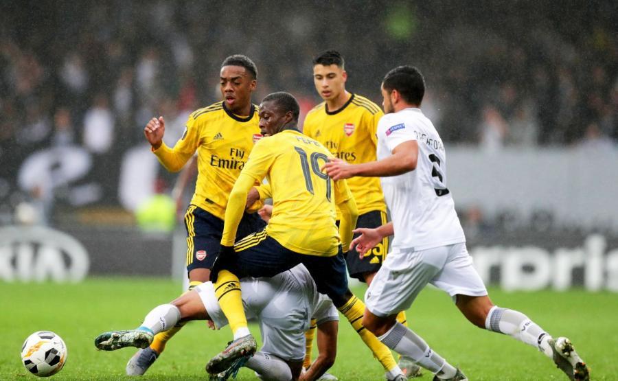 Vitoria - Arsenal