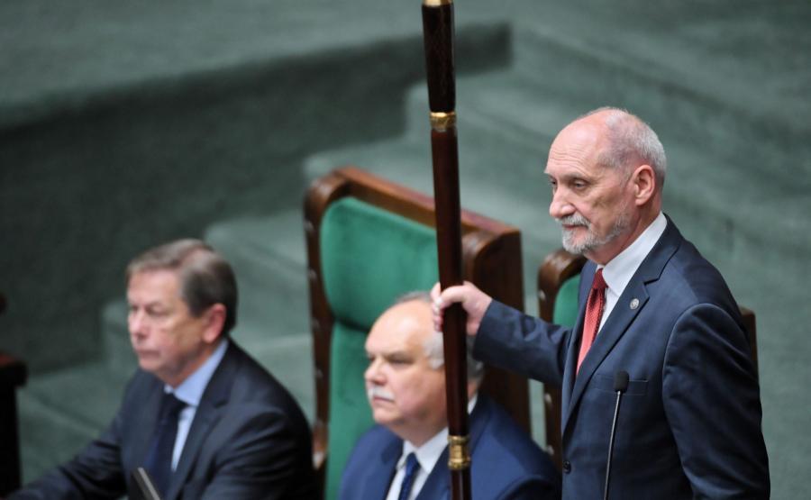 Inauguracja w Sejmie
