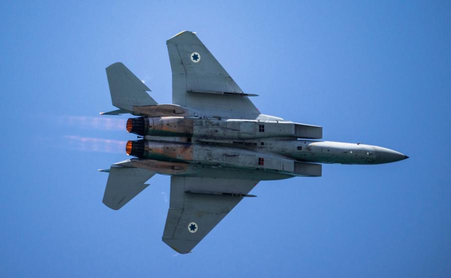 Izraelski myśliwiec
