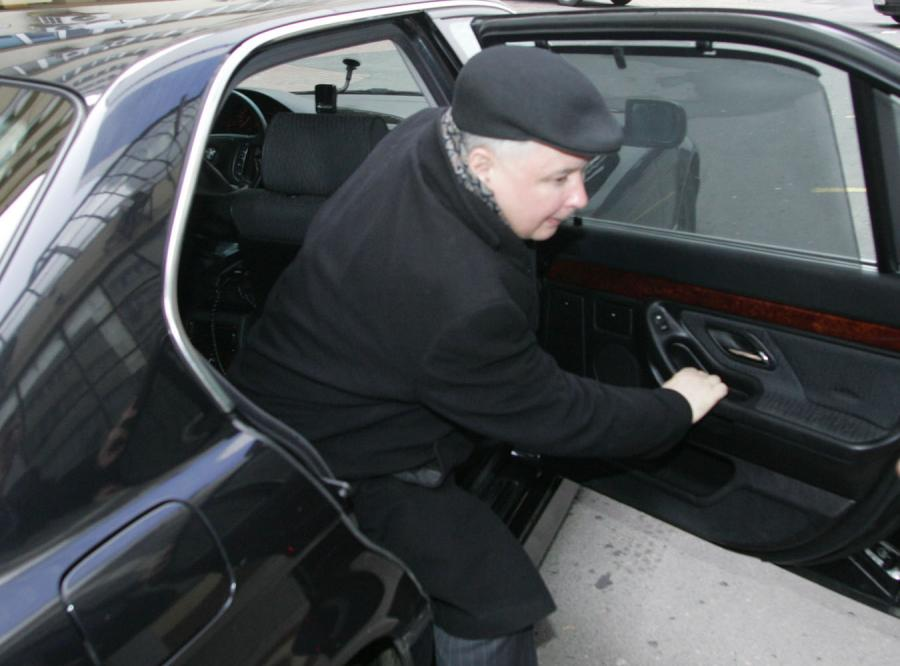 Rząd odebrał Kaczyńskiemu ochronę BOR