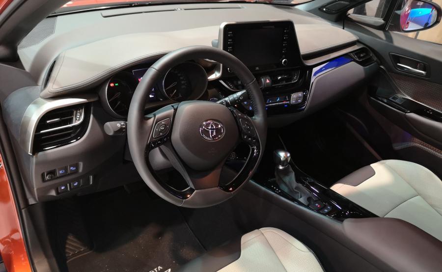 Toyota Corolla CH-R