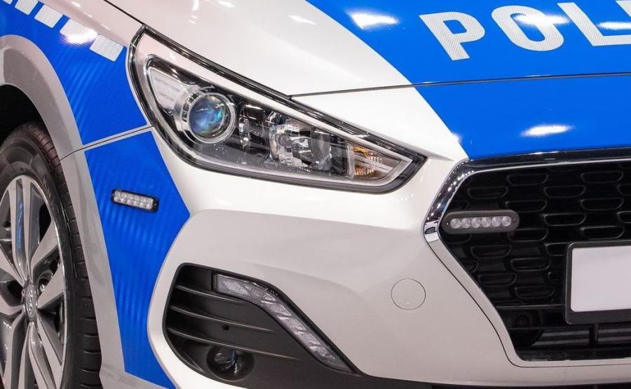 Hyundai dostarczy ponad 300 radiowozów