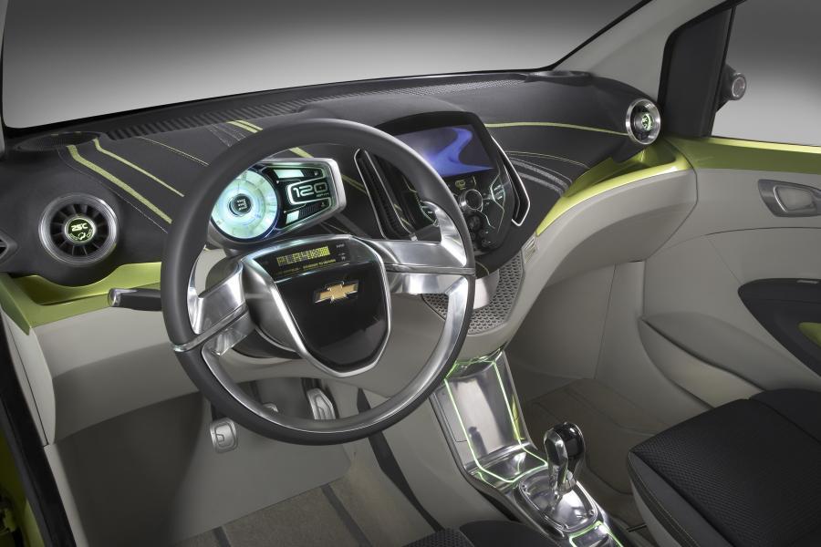 2007 Chevrolet Beat Concept. X07CC_CH131