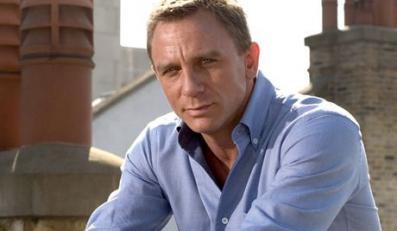 Daniel Craig jako Bond