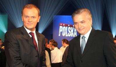 Cimoszewicz przykryje bombę Kaczyńskiego