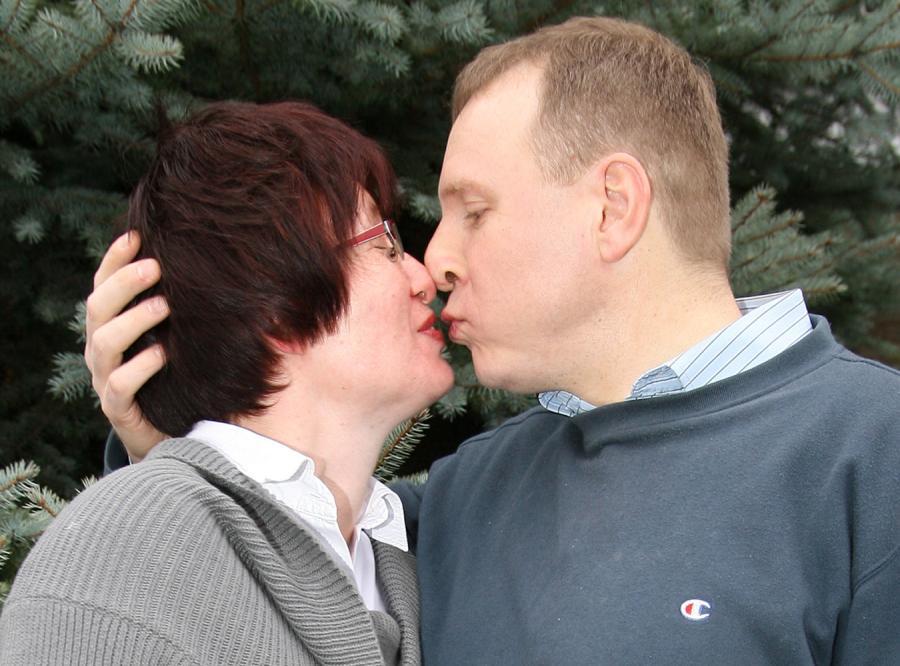 Jacek Kurski potrafi okazać czułość żonie