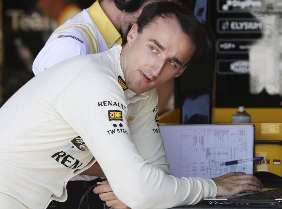 Kubica: Nie doczekam się F1 w Polsce
