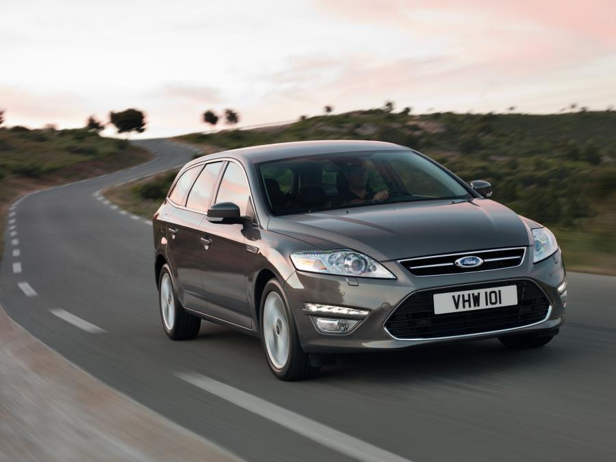 Ford chwali się wynikami sprzedaży programu \