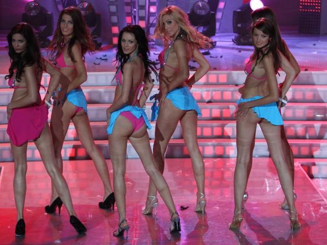 Gala finałowa Miss Polski 2010 w Płocku
