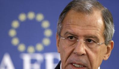 """Ławrow ostrzega FIFA przed """"knuciem i szantażem"""""""