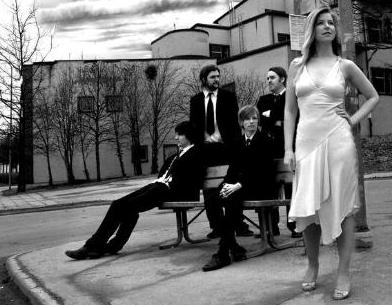 Szwedzi z zespołu Oh Laura zagrają 15 marca w Warszawie
