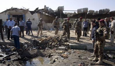Iraccy dżihadyści chcieliby eksportować świętą wojnę do Egiptu