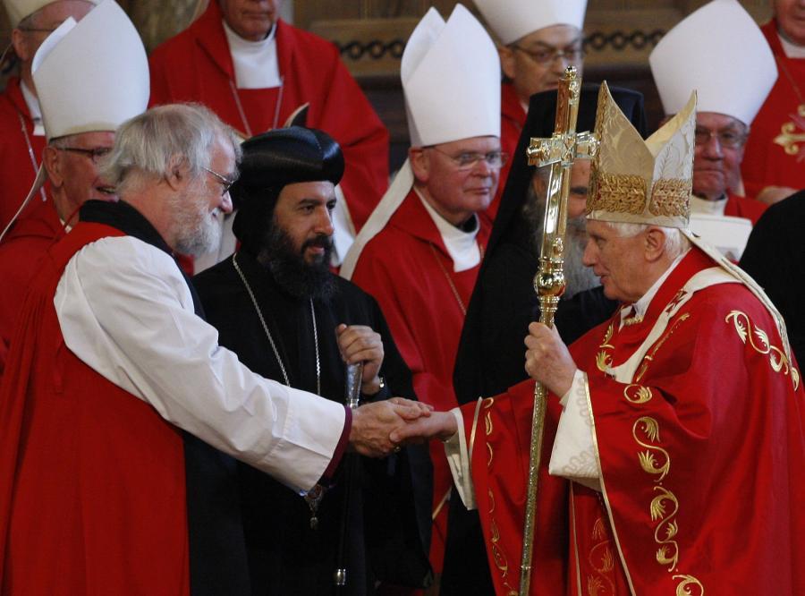 Benedykt XVI prosi o wsparcie dla kardynała Nycza