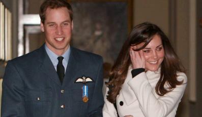 Para szczęśliwych narzeczonych: William i Kate