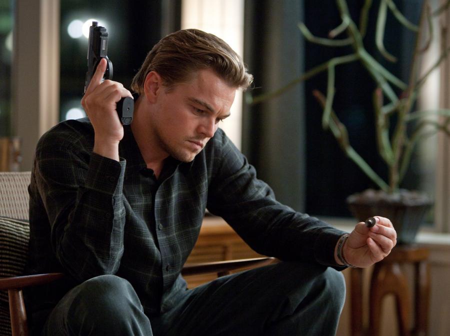 Leonardo DiCaprio w \