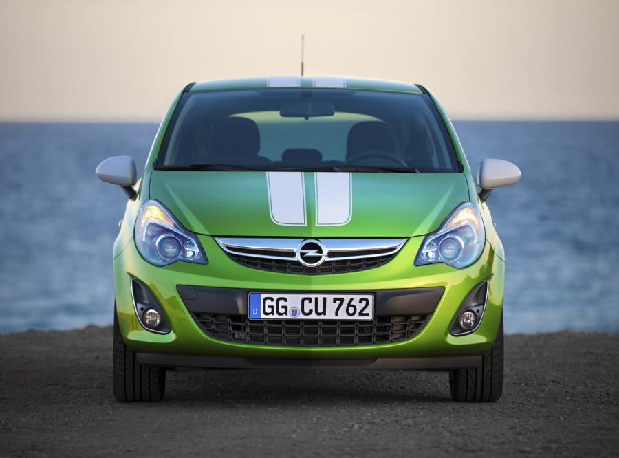 """Nowy opel corsa robi do nas """"piękne oczy"""" i ma nowy silnik, który spali zaledwie 3,5 l/100 km"""