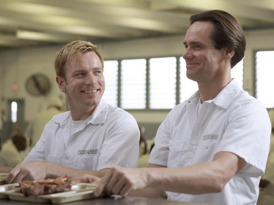 Jim Carrey i Ewan McGregor