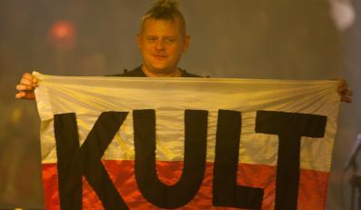 Zespół Kazika wciąż najlepszy w Polsce